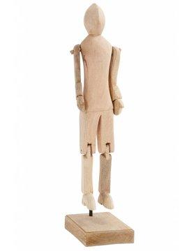 J-Line Wooden bust