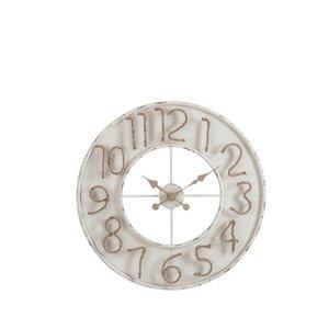 J-Line Clock Metal