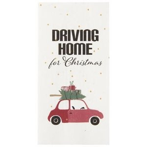 IB Laursen Napkin Driving home for Christmas