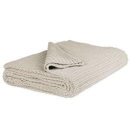 IB Laursen knitted blanket