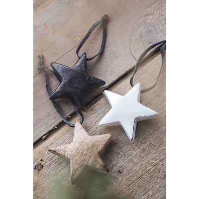 IB Laursen Star white