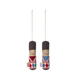 Maileg Soldier red or blue