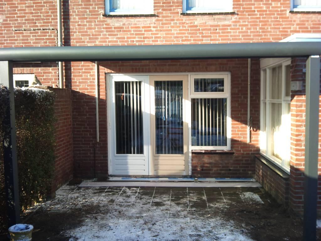 Valkenswaard terrasoverkapping veranda