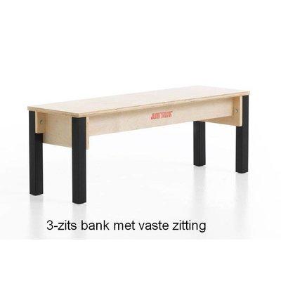 Houten kinderbank
