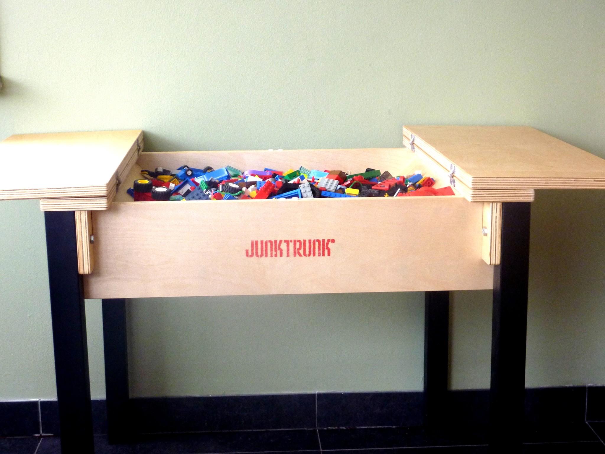 Hoe LEGO opbergen en sorteren - handige tips -