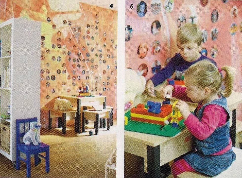 Kinderopbergmeubel, speelgoedopbergers voor woonkamer en kinderkamer -