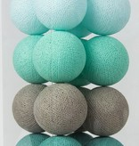 Cotton Ball Lights 35 - Mint