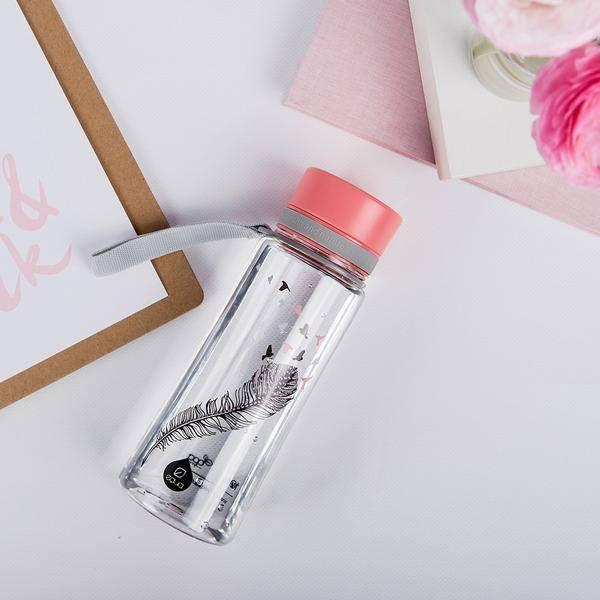 Myequa tritan waterfles BPA vrij Birds
