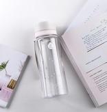 Myequa tritan waterfles BPA vrij Cotton Candy