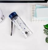 Myequa tritan waterfles BPA vrij Universe