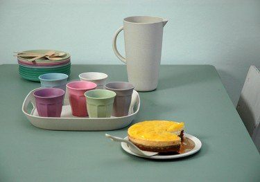 Set van 6 bekers Cupful of Colour Zuperzozial