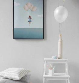 Poster Vissevasse - Balloon Dream -3 maten