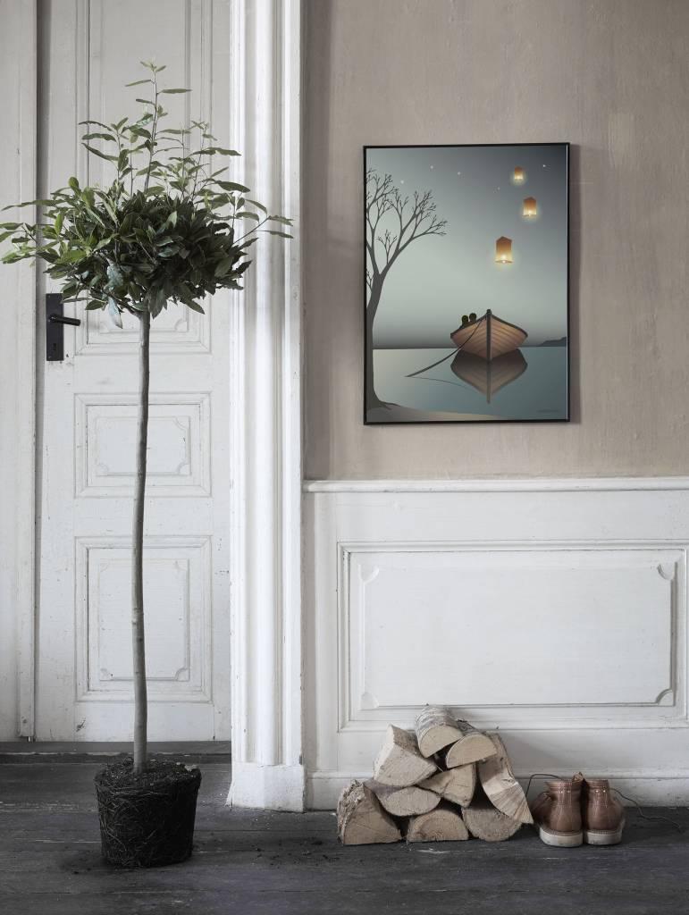 Poster Vissevasse - The Lanterns