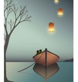 Poster The Lanterns - 30x40 - Vissevasse