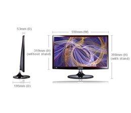22 inch LED monitor