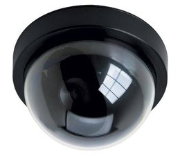 Dome kleuren camera