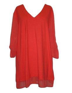 oranje shirt maat 58