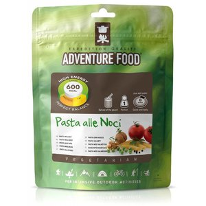 Adventure Food Vegetarian Freeze-Dried Meal: Pasta Walnut