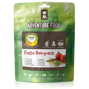 Adventure Food Freeze-Dried Meal: Pasta Bolognese