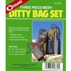 Coghlan's Mesh Ditty Bag set 3st.