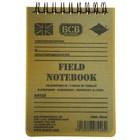 BCB Field Notebook