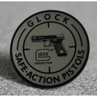 Glock Metallic Safe-Action Pistol Hat Pin