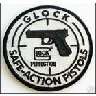 Glock Safe Action Pistols Patch