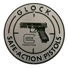 "Glock Sign ""Safe Action"" (Aluminium)"