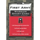 Kwikpoint First Army Warrior Smart Card.