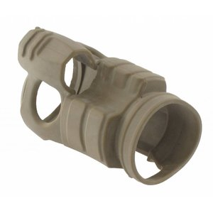 Aimpoint Dark Earth Brown Outer Rubber Cover For Aimpoint CompM3/ML3.