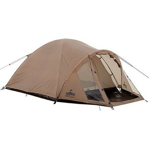 Nomad Tentation 3 persoons tent.