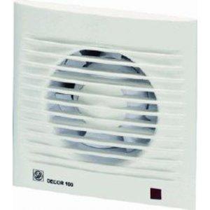S&P WC/Badkamer ventilator 100 m2 met timer - Zelektro.be ...