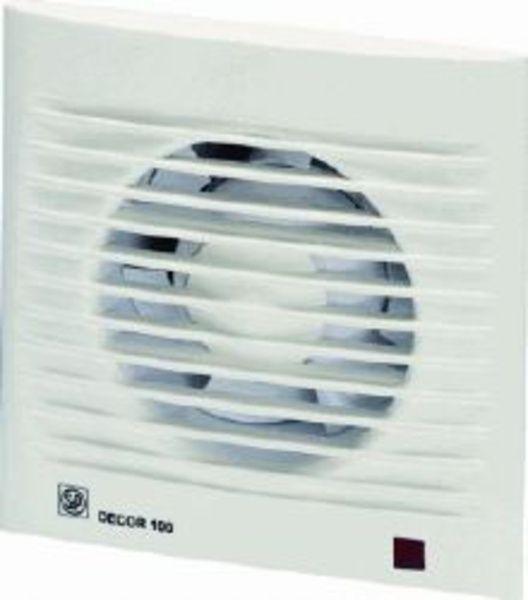 S&P WC/Badkamer ventilator 200m2 met timer - Zelektro.be De webshop ...