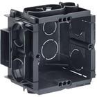 Helia 7501 inbouwdoos koppelbaar 50mm (per 10 stuks)