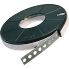 Montageband - 12 x 10mm, gaatjes 6mm