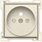 Niko afwerkingsset, cream, inbouwdiepte 21mm - 100-66101