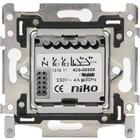 Niko Actor, met 2 relais uitgangen 4A