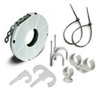Kit installatiemateriaal en bevestigingsmateriaal