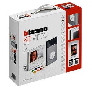 Bticino Videokit kleur Linea 3000 + Classe 300 X13E wifi + 3/4G 363911