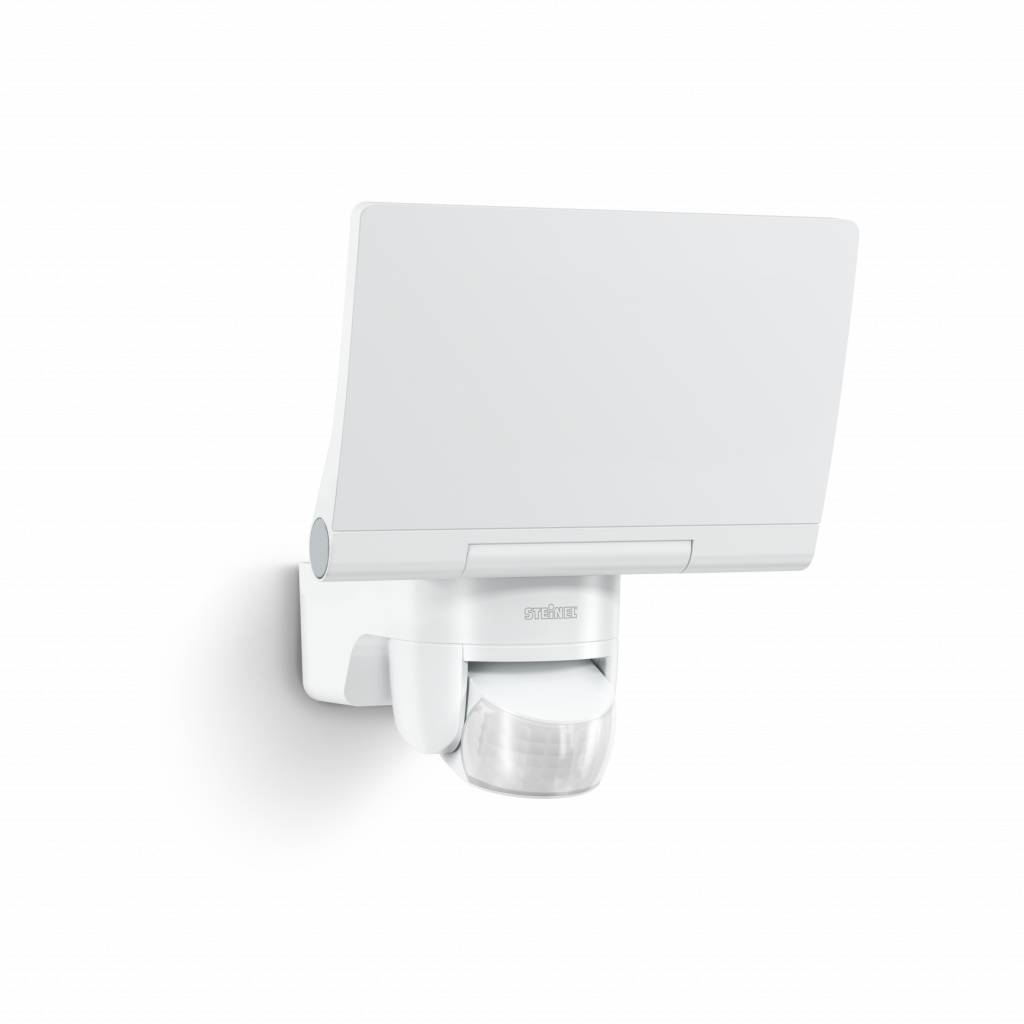 steinel sensor led projector xled home 2 wit zelektro. Black Bedroom Furniture Sets. Home Design Ideas