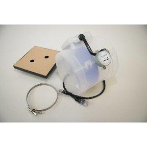 Renson Kit badkamer/WC - regelklep ventilatie voor Healthbox II / E+ ...
