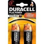 Batterij 2 x C LR14 1,5V
