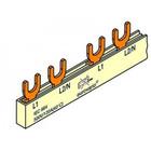 FTG Kamgeleider vork 2P 24 mod Ø10 LN-LN-LN-LN....