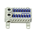 Schrack Easy Connection Box blauw 2x25mm²+ 14x4mm²