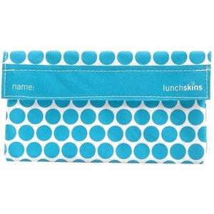 Lunchskins Aqua Stip: het milieuvriendelijke snackzakje.