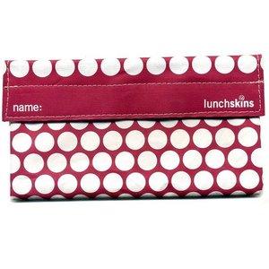 Lunchskins Berry Stip: het milieuvriendelijke snackzakje.
