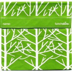 Lunchskins Groene Boom: het milieuvriendelijke en herbruikbare boterhamzakje.
