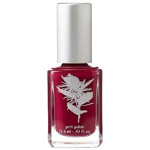 Priti NYC Luxueuze en Eco Nagellak 336- Cherry Ripe