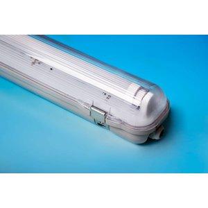 Agrilight LED-TL Armatuur 1 x 18 Watt inkl. Buis 3000K dimbaar