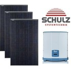 Canadian Solar Complete systemen Canadian Solar CS6K-M 295 WP full black | 18 panelen 5.310 Wp - Delta
